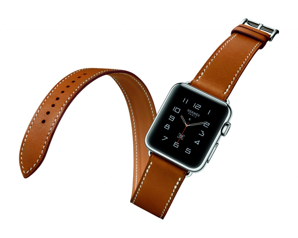 Apple watch Hermès Double Print