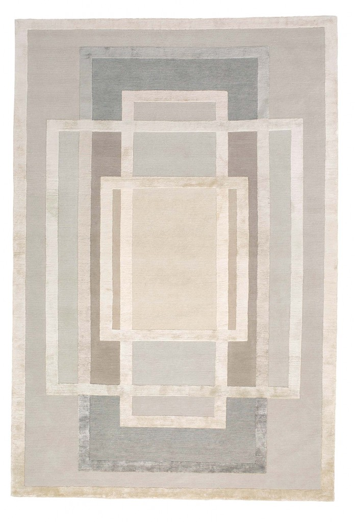 David Rockwell, Tapis Platinum, The Rug Compagny