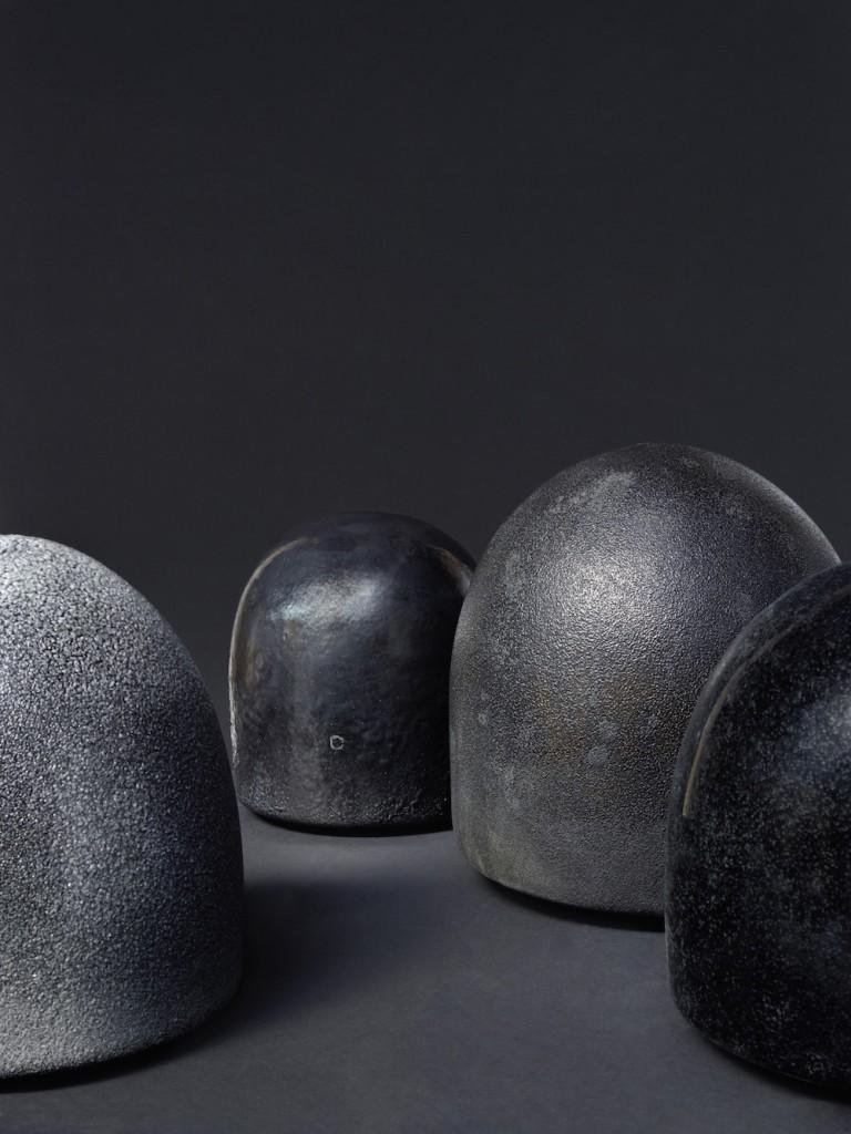 Robert Wilson Glass Works © Marie Clérin Laffanour Galerie Downtown