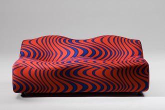 Sofa Ribbon Éditeur Artifort,  Pierre Paulin