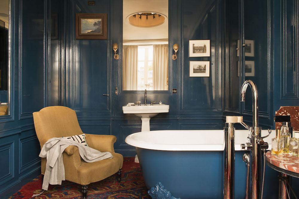 une visite styl e chez loeilede. Black Bedroom Furniture Sets. Home Design Ideas